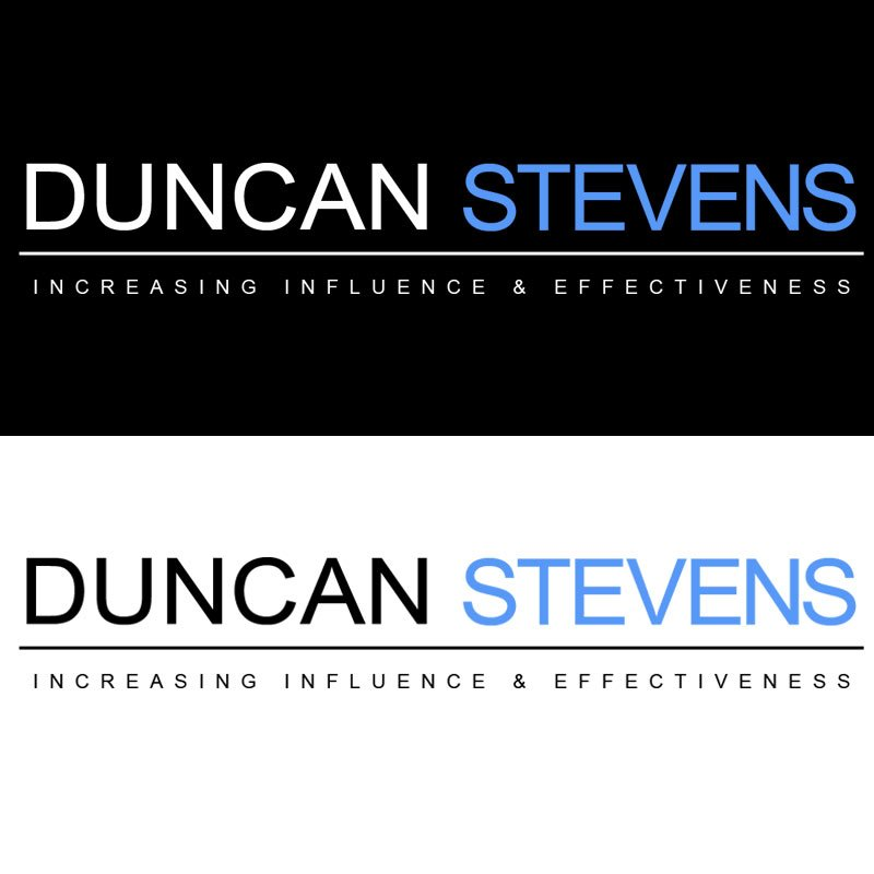 Duncan Stevens two logos