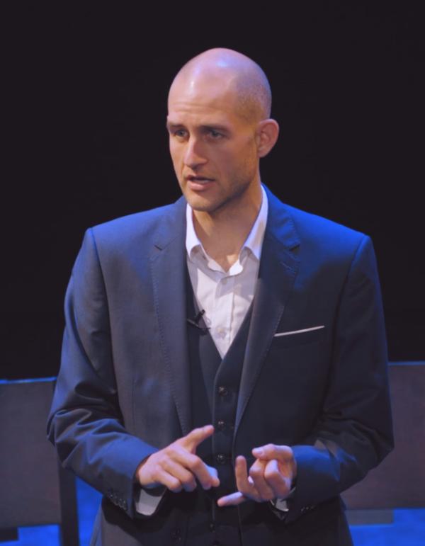 Duncan Stevens - Futurist Speaker Image One