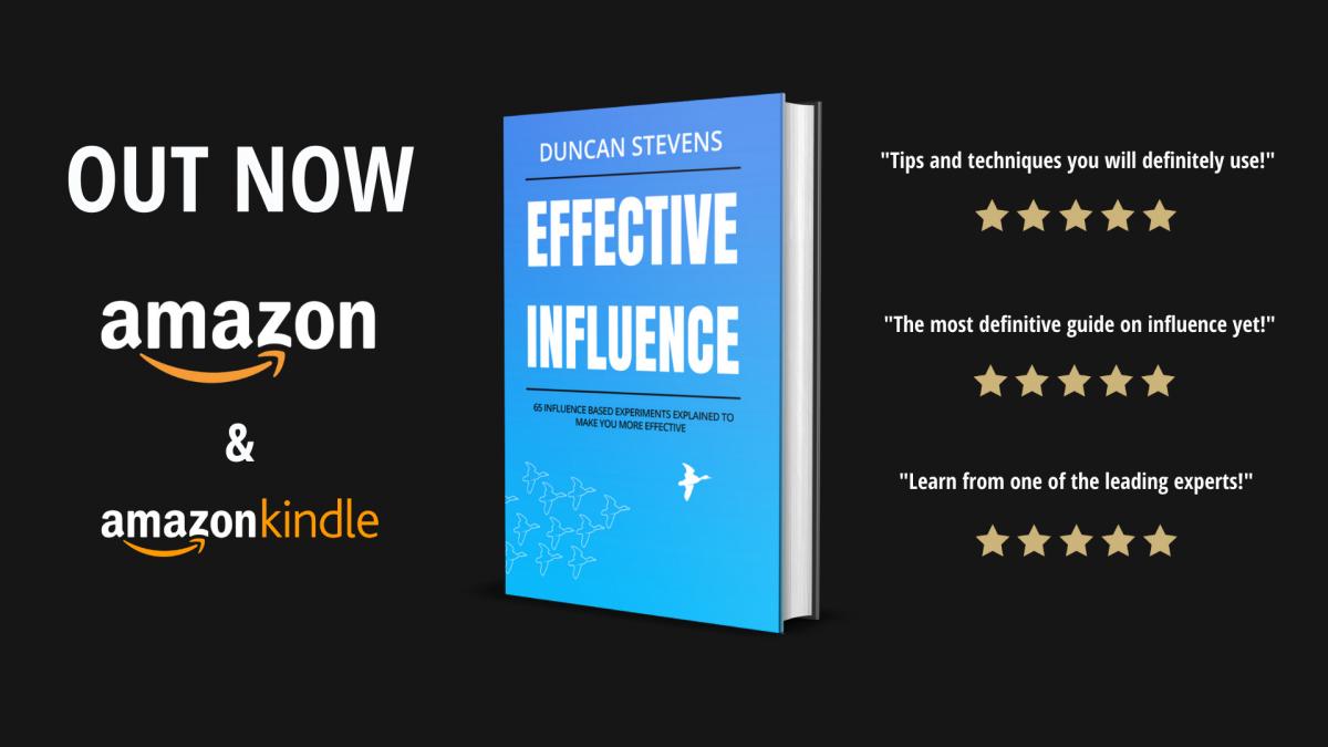 Effective Influence Book