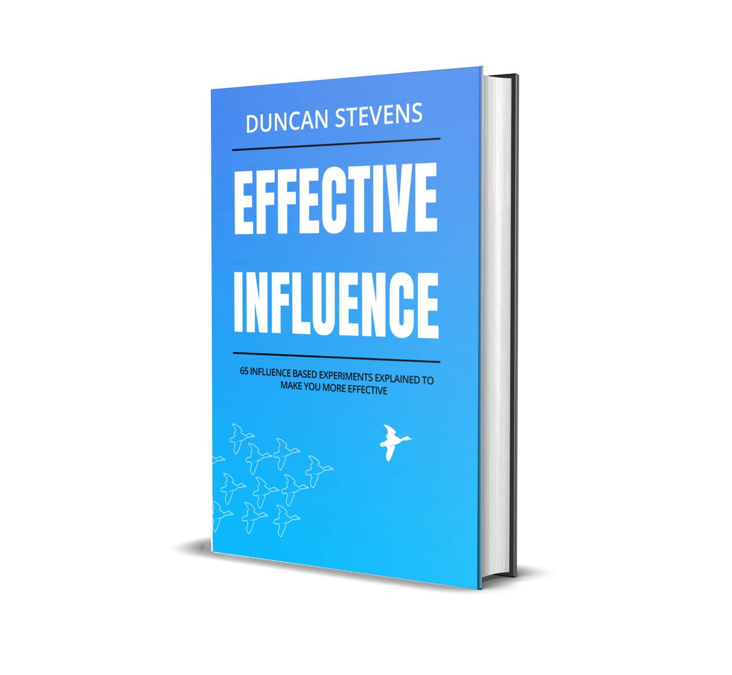 Effective Influence Book Cover