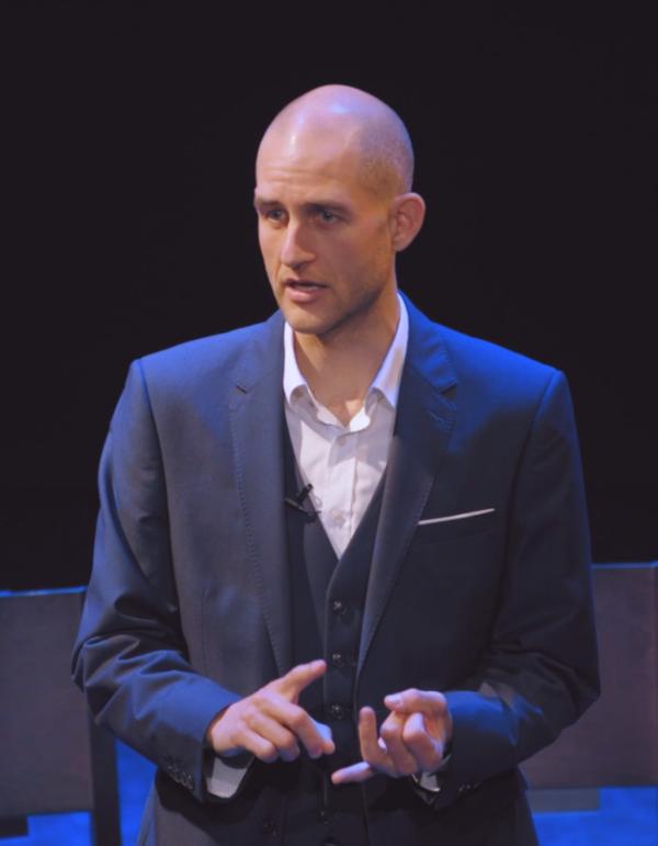 Marketing Speaker - Duncan Stevens Image One
