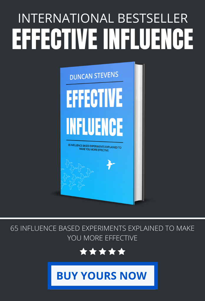 Effective Influence Side Banner