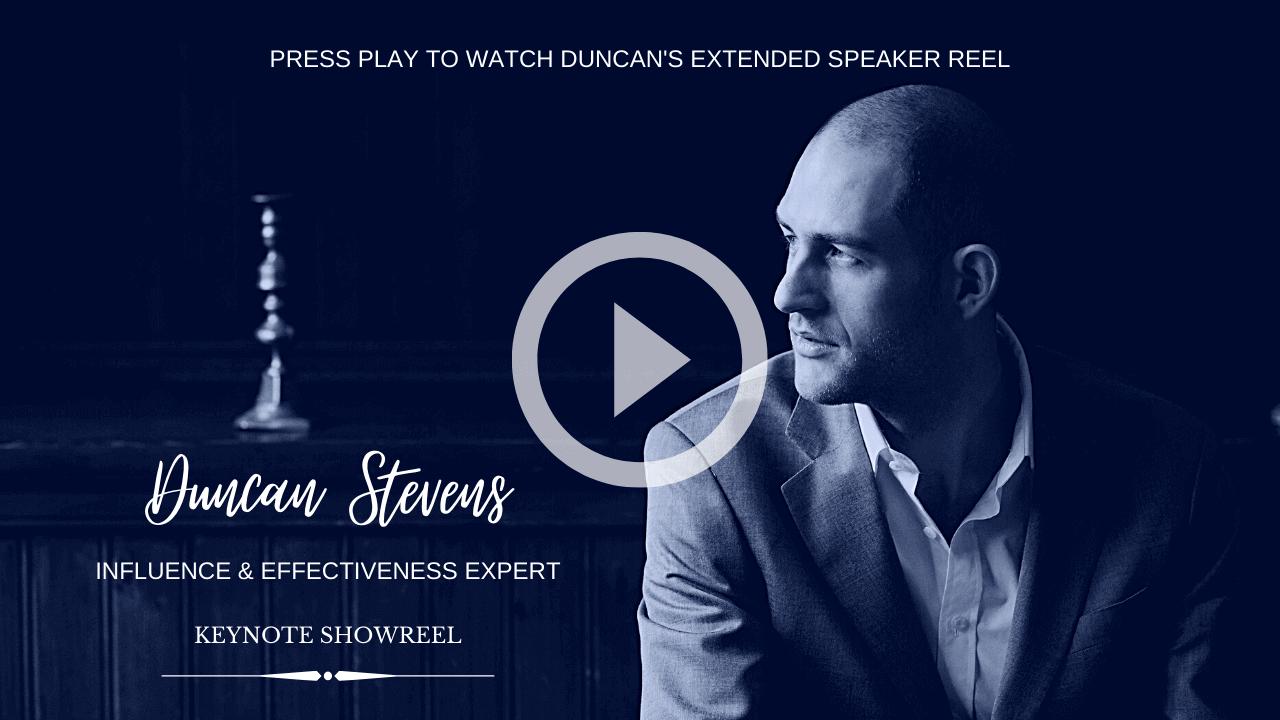 Influence Expert Duncan Stevens