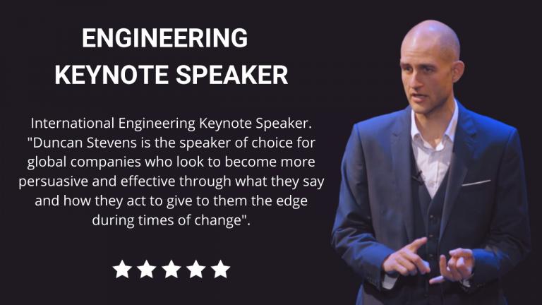 Engineering Keynote Speaker